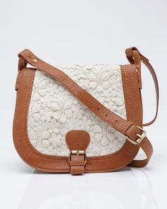 Lace Messenger. Super cute #Repin By:Pinterest++ for iPad#