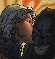Apollo and Midnighter from the Authority. Not the first gay superheros, but possibly the first healthy gay couple in comics. I remember the end of Stormwatch and the beginning of The Authority when these two first showed up. Their love and devotion to each other was breathtaking and formed my love for alpha male, yin yang pairings.