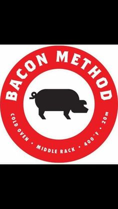 Oven Bacon Directions Pig