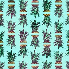 Megan's Pineapple Pattern. 2016. Completed!!!! It's the first repeating pattern I've made. Made and named for my good friend Megan Jones @itismeganjones. Prints will be available for sale soon! Stay tuned. #art #artist #artwork #artoftheday #sketch #sketchbook #sketchoftheday #illustration #illustrator #illustrationoftheday #morganndaniels #ny #nyc #newyork #brooklyn #bushwick #draw #drawing #paint #painting #pineapple #pineapples #pattern #patterndesign #savannah #repeatpattern #southern…