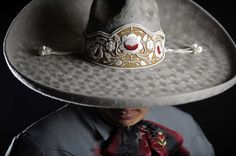 "Ricardo Nava, 30, poses for a portrait during the Mexican Rodeo Extravaganza at the Denver Coliseum. Originally from Freshnillo, Zacatecas, Mexico, Nava performs as a ""charro"" in the Mexican Rodeo Extravaganza -- charro is a traditional Mexican horseman known for his unique dress and sombrero. AAron Ontiveroz, The Denver Post"