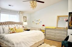 Nurseries in the Master Bedroom