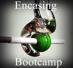 Lampwork Bead Tutorial Encasing Bootcamp by Mary by marylockwood