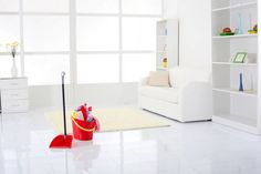 How to Never Clean Your House - Good Cleaning Habits