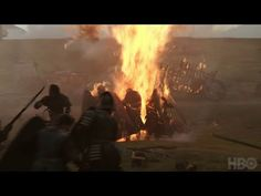Game of Thrones: The Loot Train Attack (HBO): Credits to Ted Edepisode 4 of Game of Throne's Season 7 feature more than 80 shots of epic dragon and an entire te Game Of Thrones Cast, Game Of Thrones Dragons, Game Of Thrones Funny, Winter Is Here, Winter Is Coming, Cgi, Emotion Faces, Classroom Images, Boy Pictures