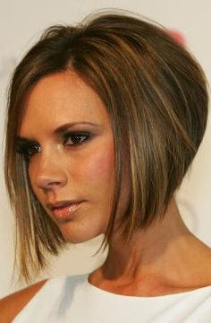 View Victoria Beckham's hairstyles. Browse through pictures of Victoria Beckham's hair styles, cuts and trends.