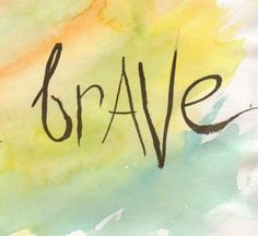 be-brave-poster