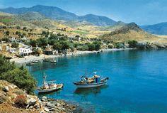 Lentas, Crete