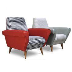 Poltrone e sofa anni 60 -  www.monchic.it