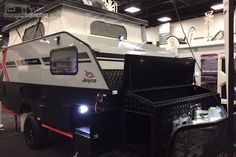 First off-road hybrid from Jayco