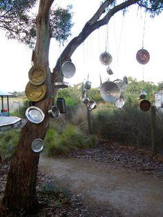 Music tree at Penbank School Study Tour ≈≈