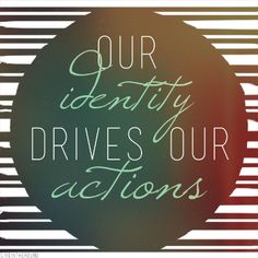 5 ways to find your identity in Christ this weekend #identity #Bible #community