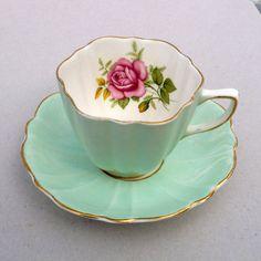 Vintage English Bone China Teacup
