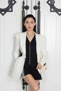 Cecilia Cheung at brand event | China Entertainment News Cecilia Cheung, Entertainment, China, Blazer, News, Jackets, Women, Fashion, Down Jackets