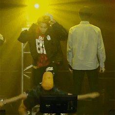 O melhor teste de confiança  ♥ BTS ♥