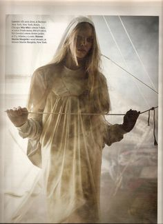 W Magazine February 2007