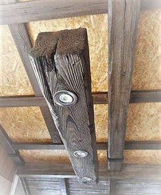 Michelangelo Faux Wood