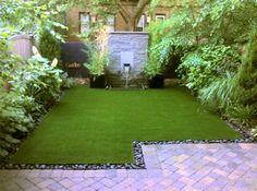 SYNLawn of Lehigh Valley provides synthetic and artificial grass for back yards, putting greens and play areas.