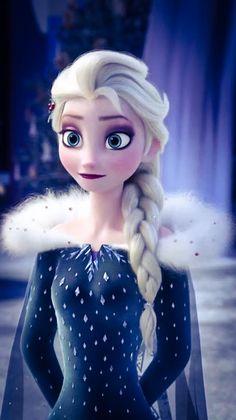 A Simple Smile Of Elsa...Still Beautiful...