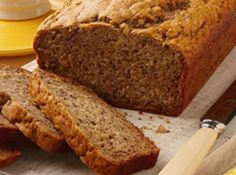 Oatmeal banana bread - the recipe calls for white flour, but you can substitute half of it for whole wheat pastry flour. Oatmeal Banana Bread, Cinnamon Banana Bread, Best Banana Bread, Banana Bread Recipes, Oatmeal Recipes, Baked Corned Beef, Beef Brisket Recipes, Recipe Details, Sweet Bread