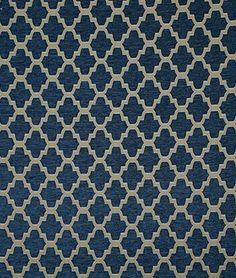 Pindler & Pindler Balaton Indigo Fabric