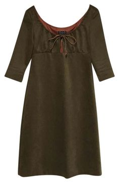 Cynthia Rowley Olive Green Vintage Dress. Free shipping and guaranteed authenticity on Cynthia Rowley Olive Green Vintage DressVery well preserved vintage cynthia Rowley dress.i...