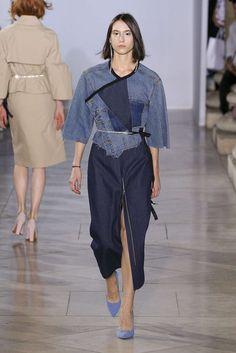 Lutz Huelle, Primavera/Estate 2018, Parigi, Womenswear