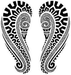 Tattoo Maori kirituhi  Polinésia Tatuagem.1.123 by Tatuagem Polinésia - Tattoo Maori, via Flickr