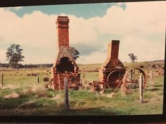 Chimneys at Kelly hut site. Not standing any Ned Kelly, Titanic, Hanging Out, Ranger, Abandoned, Past, Armour, Crime, History