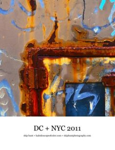 """$30 Beautifully MagCloud printed photo book """"DC + NYC 2011"""" by Skip Hunt"""