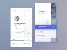 Social music app by Jakub Antalík