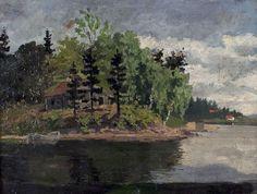 From Sandvika - Edvard Munch