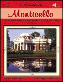 Monticello: Historic Monuments Series - Teaching & Learning Company | CurrClick