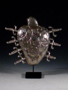 Silver Heart - South America