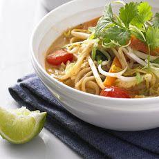 Thai Coconut & Veg Broth Recipe