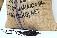 Arthur McGowan's Select Reserve ☕ Jamaica Blue Mountain Select is a unique offering With a pleasant almond characteristic, the balanced sugar and toasted nut notes create a round cup with good body that is very pleasing to the pallet. Select grade is a combination of No. 1, No. 2 & No. 3 beans and is packed green in 60kg net weight hessian/jute bags available at www.trumpet-tree-coffee.com #roaster #coffee #specialtycoffee #barista #cafe #coffeelover #coffeetime #coffeeholic #roastery… Hanging Clouds, Blue Mountain Coffee, Coffee Plant, Jute Bags, Hessian, Barista, Nice Body, Coffee Time, Trumpet