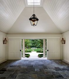 Interesting and beautiful room...love the floor...COTTAGE AND VINE: Inspiration for a Tennis Club House