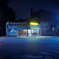 Untitled (Walbrook, Baltimore): photo by Patrick Joust, August 2013