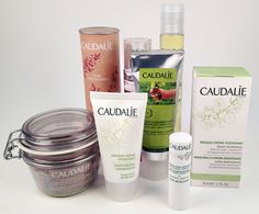 To try: Caudalie Favorites-- heard really great things??
