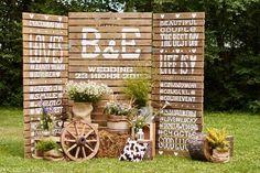 25 Amazing Rustic Outdoor Wedding Ideas from Pinterest | Deer Pearl Flowers
