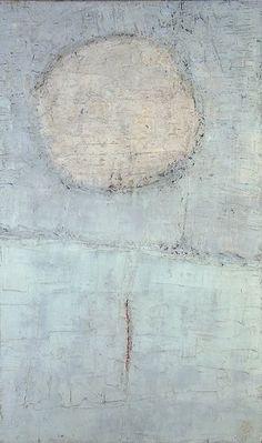 Nicolas de Stael, La lune, 1953