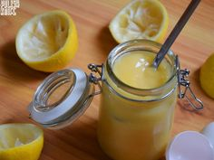 Lemon curd / Krem cytrynowy