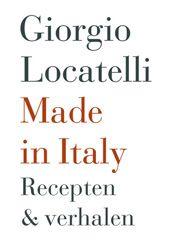 Made in Italy is het eerste boek van Giorgio Locatelli. Het is dé hedendaagse kookbijbel van de erkende meester van de moderne Italiaanse keuken.