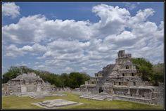 Templo de Edzna