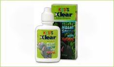 Kids Xlear Xylitol nasal spray improves mucus flow and relieves nasal irritations without medication.  Cleanses airborn allergens and bacteria from nasal passages. Helps with Allergies, chronic ear infections, asthma and sinus problems.