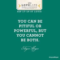 Let God be your power source.