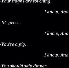 I know, Ana.