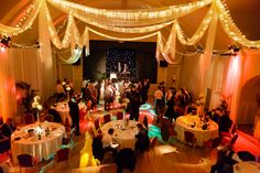 Our glittering ballroom  http://thebowdonrooms.co.uk/wedding-venues