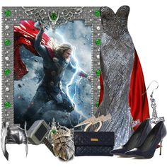 """Thor"" by jess-d90 on Polyvore"