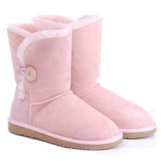UGG Bailey Button Boots 5803 Pink Baby  http://uggbootshub.com/wholesale-ugg-boots-ugg-bailey-button-boots-5803-c-1_8.html